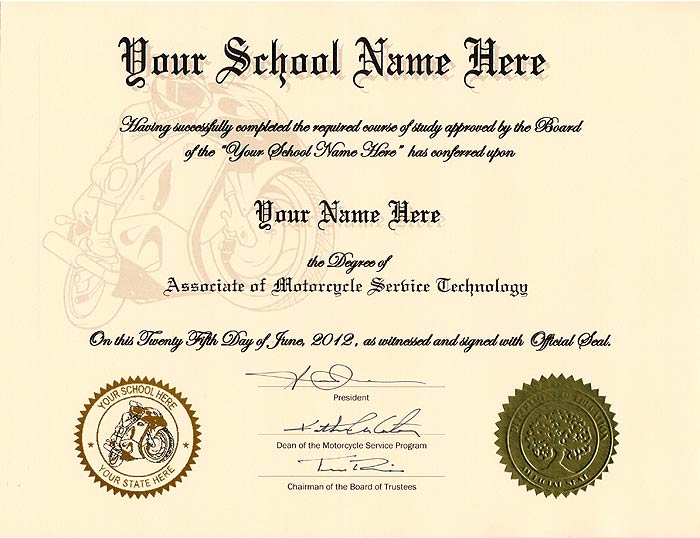 Diploma fake high school diploma certificate for Free fake high school diploma templates